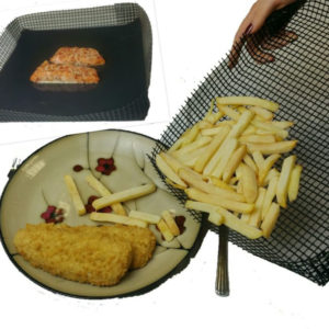 Oven Chip Basket XL