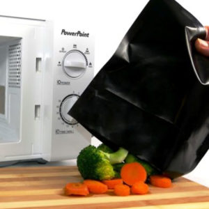 Teflon Microwave Steam Bag