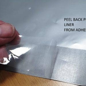 BBQ Silver Heat Deflecting Sheet (P&P €3.00 per order)